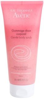 Avène Body очищуючий пілінг   для чутливої шкіри