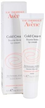Avène Cold Cream baume à lèvres riche en Cold Cream