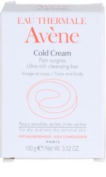 Avène Cold Cream sabonete para pele seca a muito seca