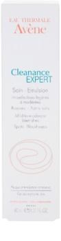 Avène Cleanance Expert emulzió a pattanásos bőr hibáira