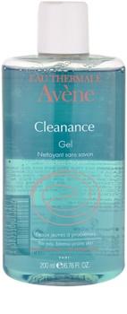 Avène Cleanance gel nettoyant détoxifiant pour peaux à problèmes, acné