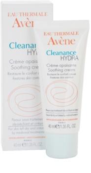 Avène Cleanance Hydra nyugtató krém hidratáló hatással