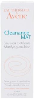 Avène Cleanance Mat emulsión matificante  para regular el sebo cutáneo