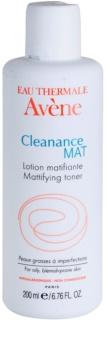 Avène Cleanance Mat tónico de limpeza para pele oleosa e problemática