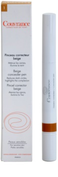 Avène Couvrance Pencil Corector with High Cover With Brush