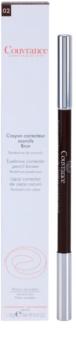 Avène Couvrance korekčná ceruzka na obočie so štetčekom