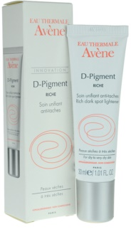 Avène D-Pigment освітлювач темних плям для сухої та дуже сухої шкіри
