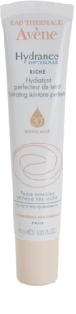 Avène Hydrance Crema hranitoare pentru ten sensibil, uscat sau foarte uscat
