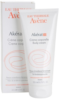Avène Akérat Body Cream for Scaly and Hardened Skin