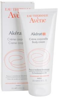 Avène Akérat crema corporal para la piel escamosa y callosa