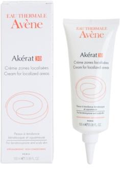 Avène Akérat crema pentru piele la nivel local si cu intarituri