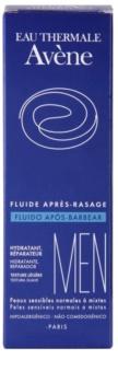Avène Men флюїд після гоління для нормальної та змішаної чутливої шкіри