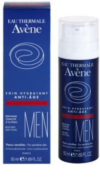 Avène Men зволожуючий крем проти старіння шкіри для чутливої шкіри