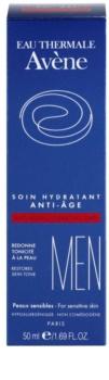 Avène Men öregedés elleni hidratáló krém az érzékeny arcbőrre