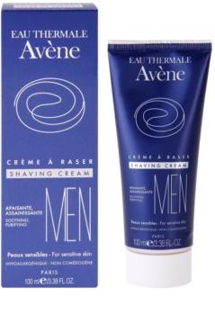 Avène Men krém na holení pro citlivou pleť