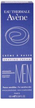 Avène Men borotválkozási krém az érzékeny arcbőrre
