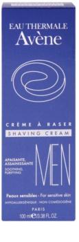 Avène Men crema da barba per pelli sensibili