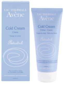Avène Pédiatril Moisturizing And Nourishing Cream For Kids