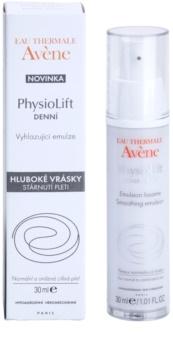Avène PhysioLift emulsión de día suavizante antiarrugas profundas