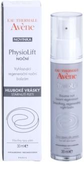 Avène PhysioLift glättendes und regenerierendes Balsam für die Nacht gegen tiefe Falten