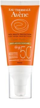 Avène Sun Anti-Age Beschermende gezichtscrème met Anti-Rimpel Werking SPF 50+