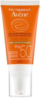 Avène Sun Anti-Age Beschermende gezichtscrème met Anti-Rimpel Werking SPF50+