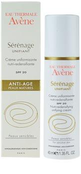 Avène Sérénage crema giorno unificante e nutriente per pelli mature