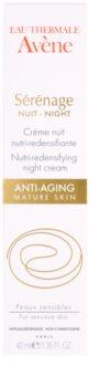 Avène Sérénage crème de nuit anti-rides pour peaux matures