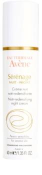 Avène Sérénage Nachtcreme gegen Falten für reife Haut