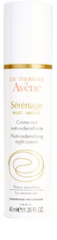 Avène Sérénage Nutri-Redensifying Night Cream for Mature Skin