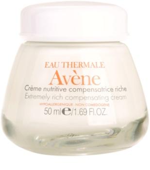Avène Skin Care Extra Voedende Crème  voor Gevoelige en Droge Huid