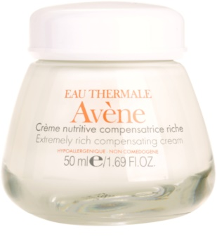Avène Skin Care Extremely Rich Compensating Cream for Sensitive Dry Skin