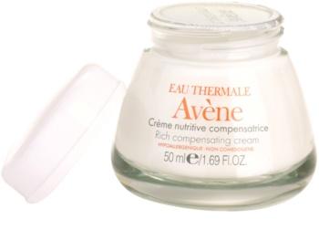 Avène Skin Care Rich Compensating Cream for Sensitive Skin