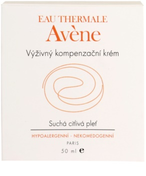 Avène Skin Care crema nutriente per pelli sensibili