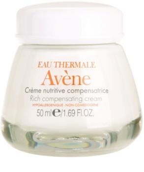 Avène Skin Care tápláló krém az érzékeny arcbőrre