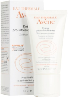 Avène Intolerant Skin krem kojący dla skóry alergicznej