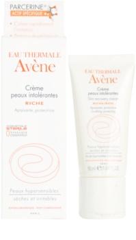 Avène Intolerant Skin crème visage pour peaux intolérantes