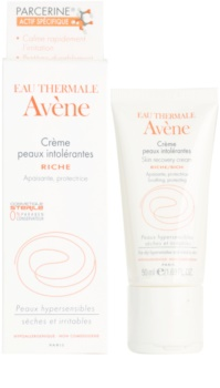 Avène Intolerant Skin krema za lice za netolerantnu kožu lica