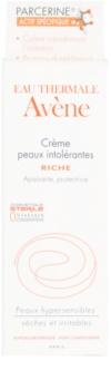 Avène Intolerant Skin Skin Intolerant Cream Rich