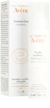 Avène Skin Care zmatňující pleťový fluid pro normální až smíšenou pleť