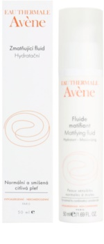 Avène Skin Care матуючий флюїд для нормальної та змішаної шкіри