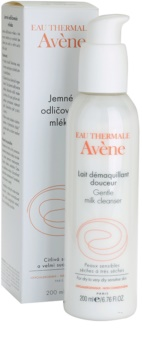 Avène Skin Care lapte demachiant pentru piele sensibila