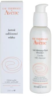 Avène Skin Care odličovacie mlieko pre citlivú pleť