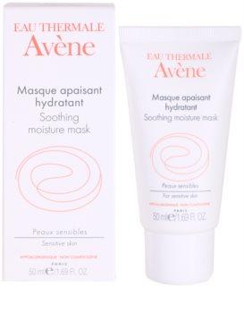 Avène Skin Care maschera lenitiva e idratante
