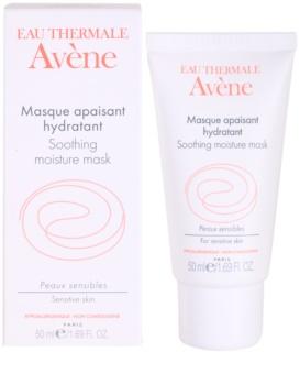 Avène Skin Care maseczka nawilżająco-kojąca