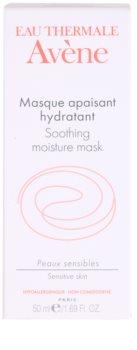 Avène Skin Care nyugtató és hidratáló maszk