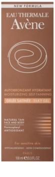 Avène Sun Self Tanning gel autobronzant pentru fata si corp