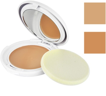 Avène Sun Mineral Beschermende Compacte Foundation Zonder Chemische Filters  SPF50