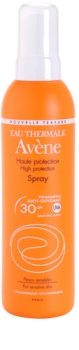Avène Sun Sensitive охоронний спрей SPF 30