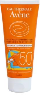 Avène Sun Kids ochranné mléko pro děti SPF 50+